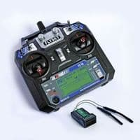 Flysky 2.4ghz FS-i6 radio system